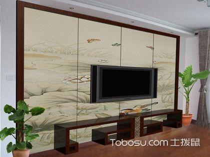 現代客廳電視背景墻,健康時尚的典型設計