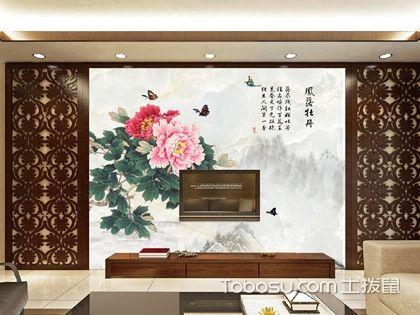 中式客厅电视背景墙,充满韵味的背景墙设计