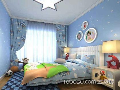 儿童房设计与装修,给孩子一个温馨的童年