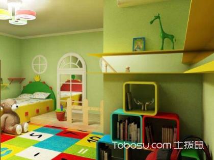 儿童房装修设计细节有哪些,这些问题你注意了吗