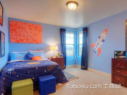 4平米儿童房装修效果图,小空间装修也可以很精致