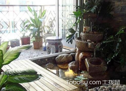 庭院園林設計效果圖,庭院設計有哪些元素?