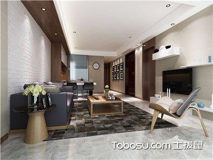 商品房90平米2室一厅装修效果图赏析,如何装修?