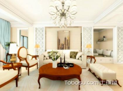 客厅装修效果图,小户型客厅也可以很有范