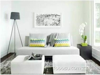 客厅壁画电视背景墙如何设计装修才好看