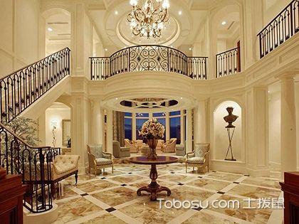 欧式别墅装修设计,典雅奢华家居装饰效果图