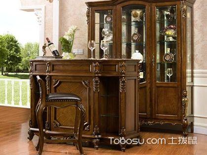 木吧台,带你欣赏不同风格的木质吧台效果图