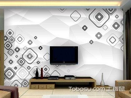 简约时尚客厅背景墙的装修风格变换