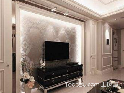 美式风格电视背景墙效果图,哪些美式风格电视背景墙最火