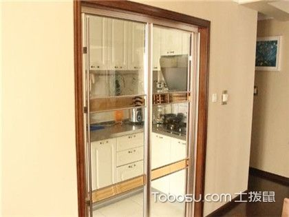 厨房推拉门的尺寸标准,你知道吗