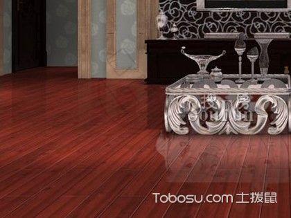 选地板就要选樱桃红,樱桃红地板装修效果图值得一看。