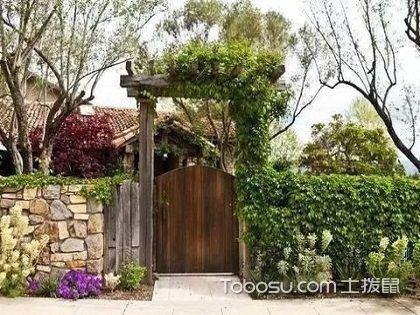 庭院门头图片大全,让你的家更加温暖