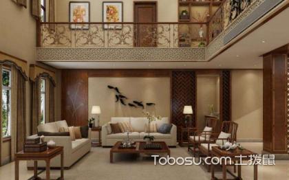 挑空客厅沙发背景墙设计风格,哪些沙发背景墙的风格好看