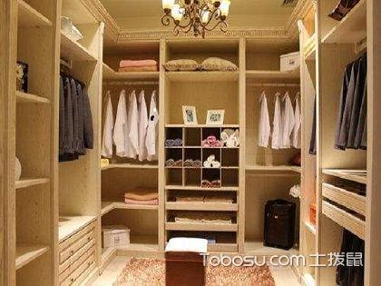 室内衣帽间设计,你是怎么设计的呢?