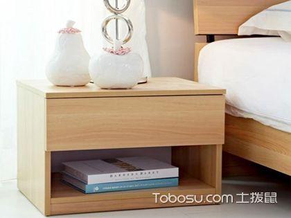 卧室床头柜摆放风水禁忌,床头柜的风水忌讳