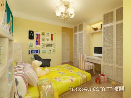 儿童房间装修设计风格选择,男孩女孩各适合什么风格