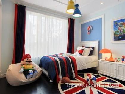 儿童房装修特点,用良好的环境保护孩子健康成长