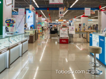 品牌专卖店设计案例技巧分析,你的店铺装修了吗