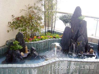 室内水景园林设计效果图,室内园林怎么设计才更好看