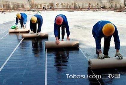 屋面防水补漏工程,详细的施工方法