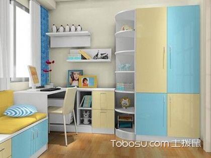 儿童房衣柜选购要点,为孩子提供一个舒适的空间