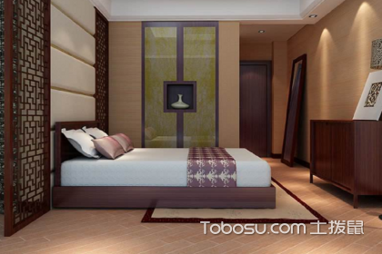 装修卧室地板砖效果图,卧室地板砖的搭配方法