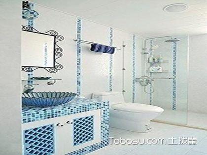 如何确定卫生间洗手池台面高度?卫生间洗手池应该这样设计