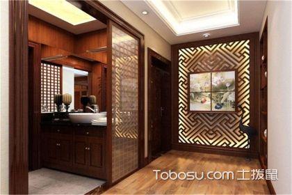 最新中式别墅隔断墙装修效果图,美的让你无法拒绝!