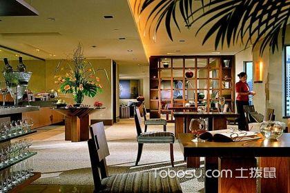 大自然的馈赠——郑州园林餐厅设计