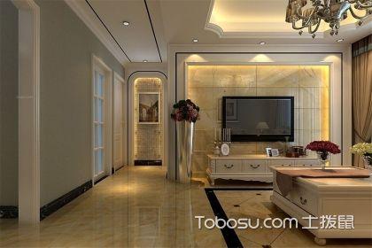 三室二厅客厅装修,怎样进行室内装修