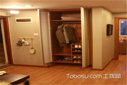 進門鞋柜衣柜,我們在裝修時應該如何進行選擇