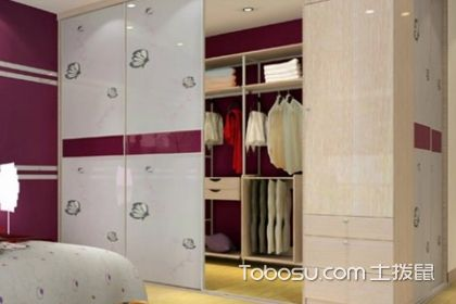 設計臥室整體衣柜過程中,需要注意什么呢?
