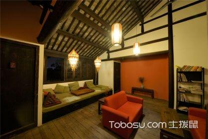 家居新主张,客厅榻榻米你喜欢吗