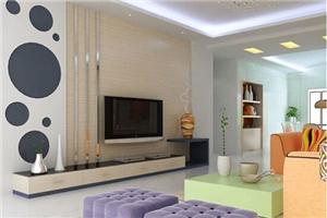 客厅电视机