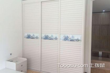 推拉门衣柜材质选哪种比较好?衣柜推拉门材质大比拼