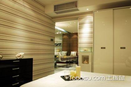 小户型衣柜装修效果图,让卧室空间得到更好的利用