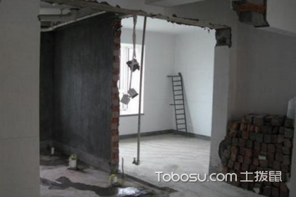 拆墙方法有哪些,怎么拆墙才更加安全