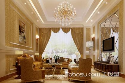 欧式客厅装修特点,客厅怎么装修更加美观