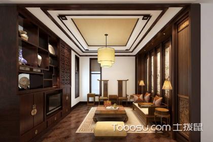 新中式装修客厅的要点,新中式风格的装修需要注意哪些要素