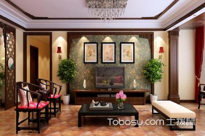 纯中式客厅装修效果图,纯中式客厅如何装修比较好