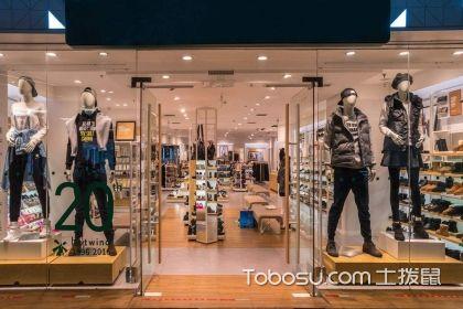 服装店面装修效果图,时尚潮流的购物生活