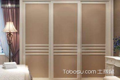 衣柜推拉门材质哪种好?该如何选择呢?