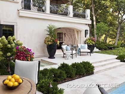 庭院设计效果图,享受惬意时光