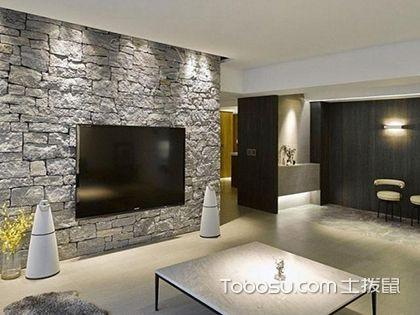 文化石背景墙效果图,帮您打造个性的家居装饰