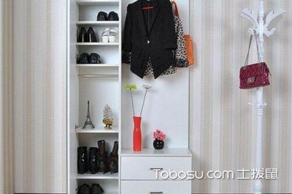 鞋柜与挂衣柜一体图片,来看看你喜欢哪一款