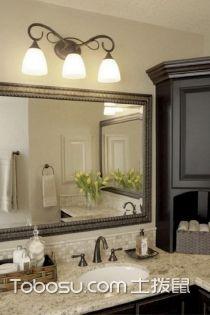 在卫生间镜前灯装修的时候有什么需要注意事项?