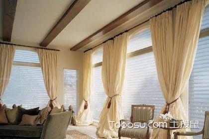 窗帘装饰轨道安装方法,打造属于我们的私密空间