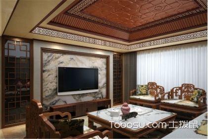 中式客厅装修效果图,中式装修设计