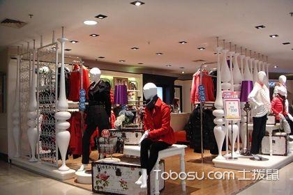 小型服装店装修设计,脱颖而出的秘诀