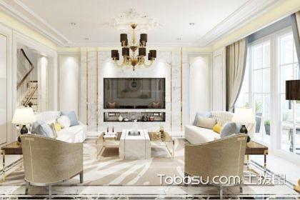 客厅装修效果图欧式,欧式客厅装修特点